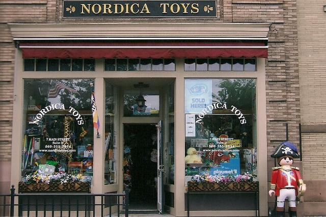Nordica Toys Store Front